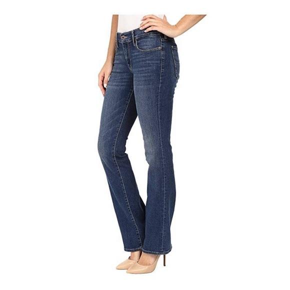 Lucky Brand Denim - Lucky Brand Sweet n Low Boot cut Jeans
